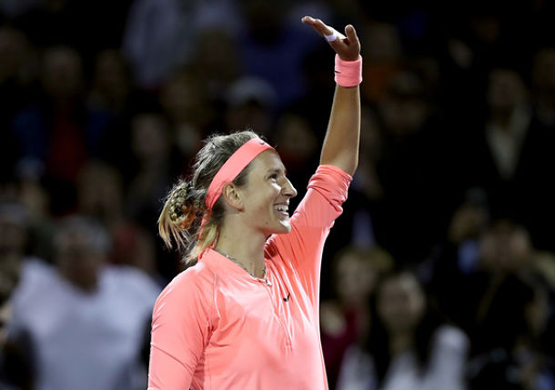 Azarenka Finding Form and Confidence in Miami