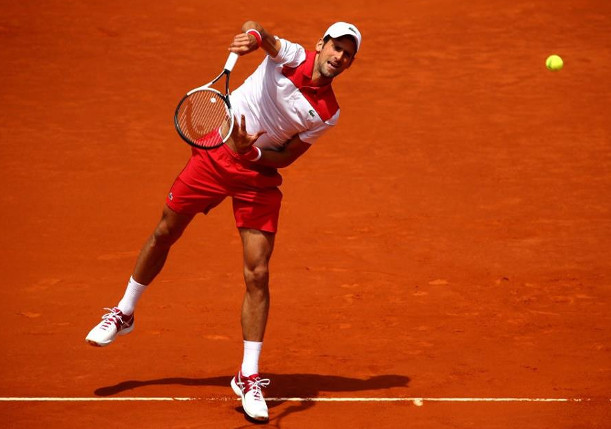 Ruthless Djokovic Rolls in Rome Opener