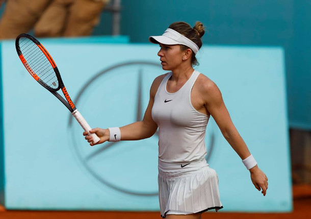 Halep Surges To 14th Straight Madrid Win