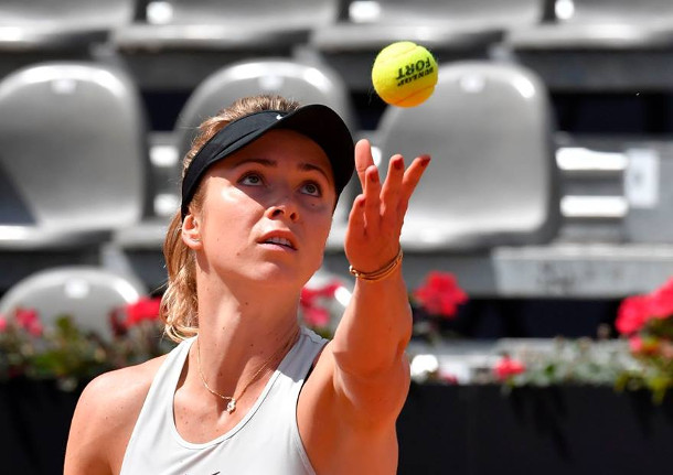 Svitolina Saves Set Point, Storms Into RG Second Round