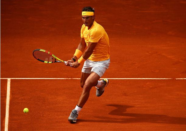 Nadal To Face Bolelli in RG Opener