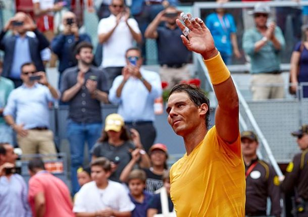 Nifty Fifty: Invincible Nadal Streaks into Madrid Quarterfinals
