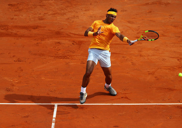 Hello, Ocho: Nadal Fights off Zverev for 8th Rome Title