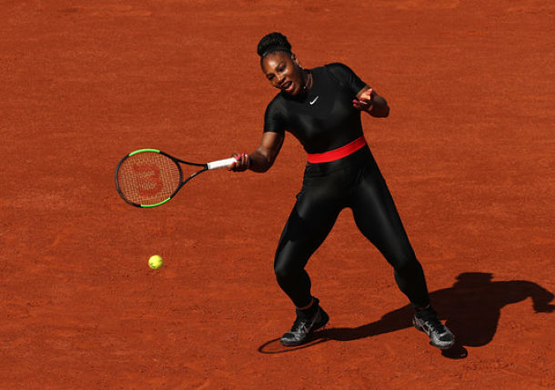 Catsuit Like the One Serena Williams Wore at Roland Garros Approved at WTA Events in 2019