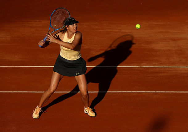 By the Numbers: Shapovalov Soars, Sharapova Grinds at Foro Italico