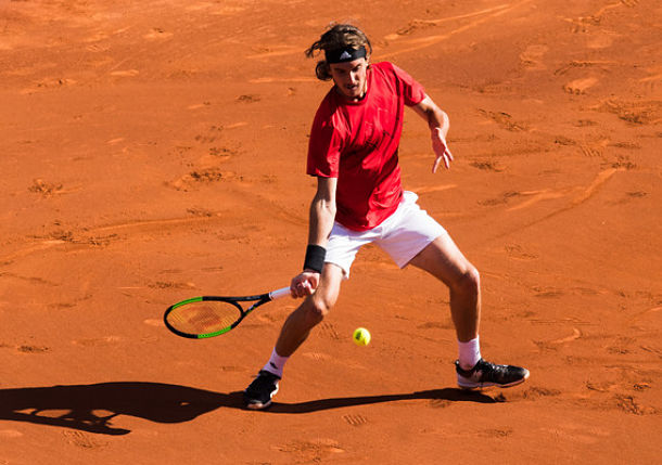 Tsitsipas Reaches Estoril Semis