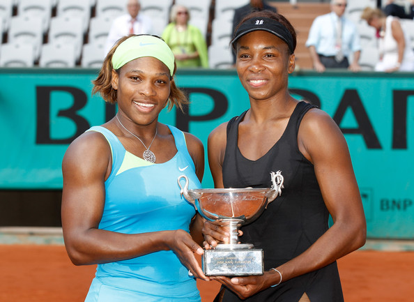 Williams Sisters Take Wild Card into Roland Garros Doubles