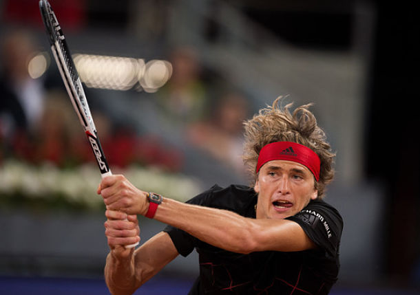 Zverev Thumps Shapovalov to Set Thiem Clash in Madrid