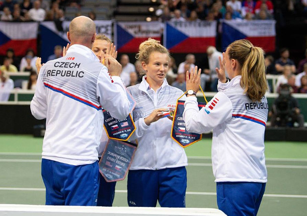 2019 Fed Cup World Group Quarterfinal Preview