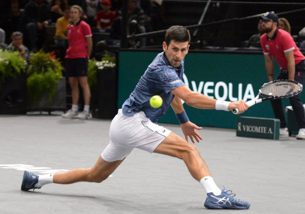 Djokovic Tops Coric, Into Vienna Quarterfinals