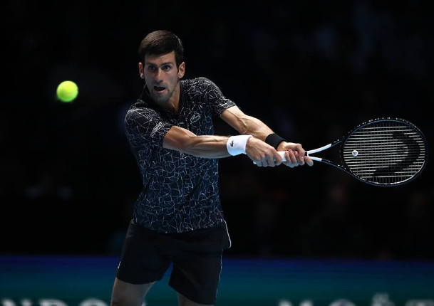 Djokovic Dismisses Zverev, Closes In on London Semifinals