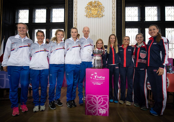 USA to Host Latvia in Fed Cup Qualifier