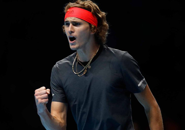Zverev Maintains Mastery of Cilic in London Opener