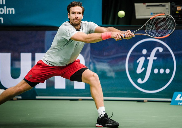 Gulbis Topples Top-Seeded Isner Into Stockholm Final