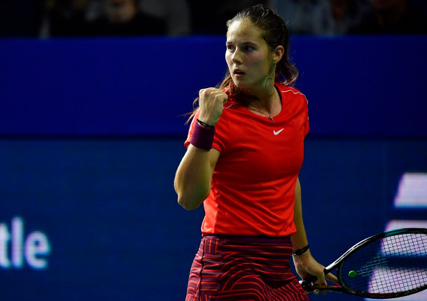 WTA Rankings: Kasatkina Makes Top 10 Debut after Moscow Title