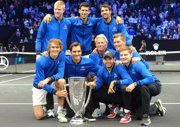 Blue Sunday: Europe Defends Laver Cup
