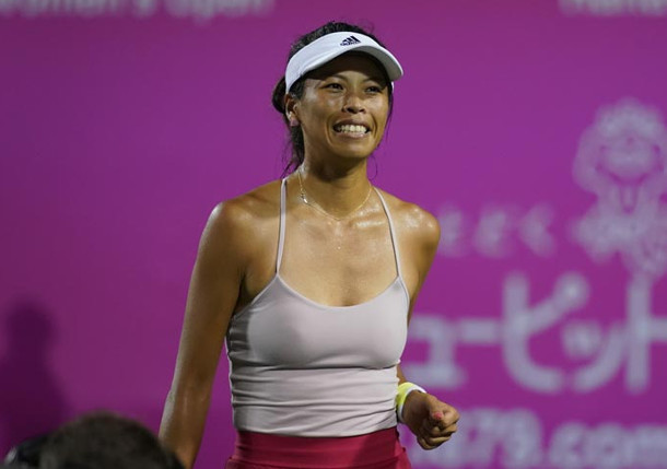 Hsieh Claims Third Career Title In Hiroshima