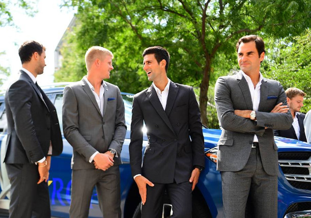 Djokovic's Dad: Roger, Rafa Don't Support Novak's Effort To Aid Players
