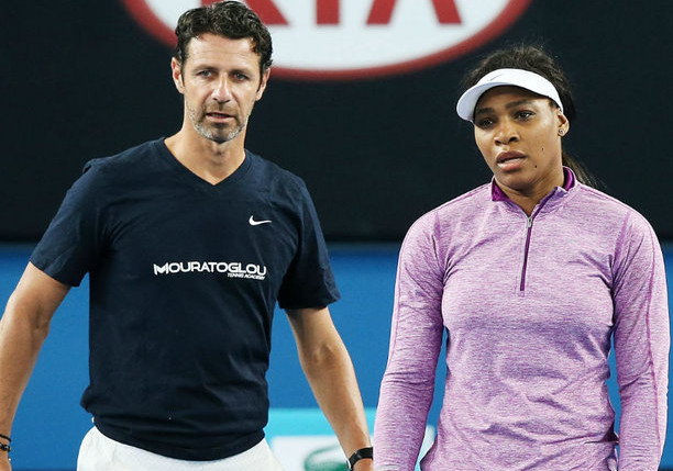 Serena Disputes Mouratoglou on US Open Coaching