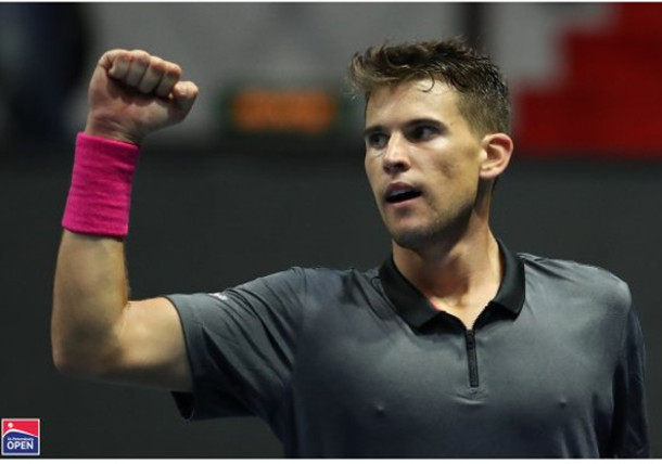 Thiem Tramples Klizan For 11th Career Title
