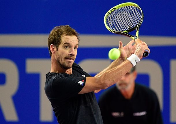Gasquet Topples Goffin to Reach Sixth Straight Montpellier Final