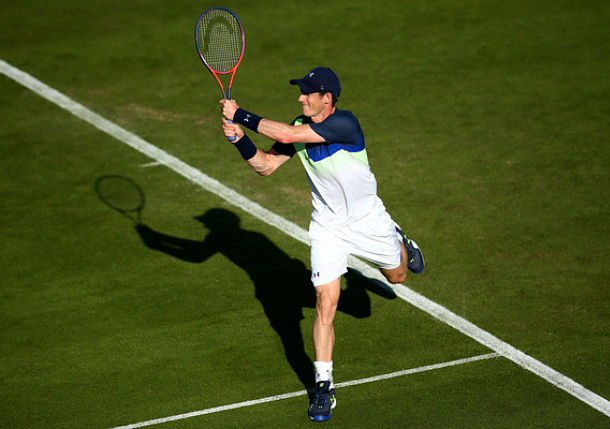 Murray Shows Elevated Form against Wawrinka at Eastbourne