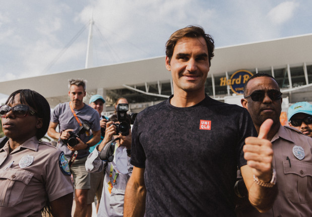 Federer, Osaka, Serena Lead Miami Open Entry List