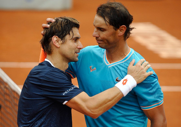 Farewell Friend: Nadal Sends Ferrer Out of Barcelona