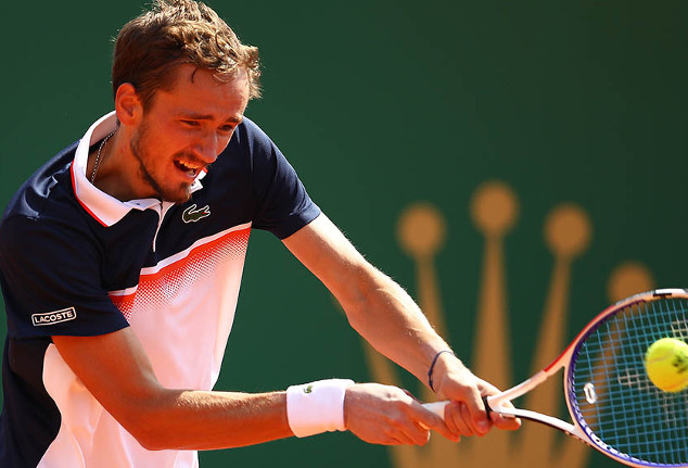 "Daniil Medvedev, being honest: ""There's nothing I like on clay"""