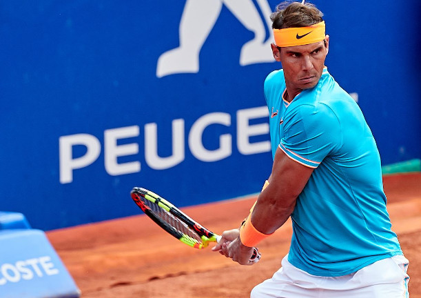 Eyes on Prize: Nadal Into Barcelona Semifinals