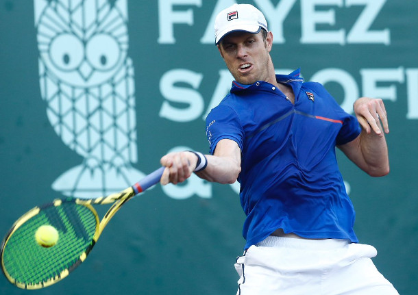 Querrey Sets Up Dimitrov Clash in Stockholm