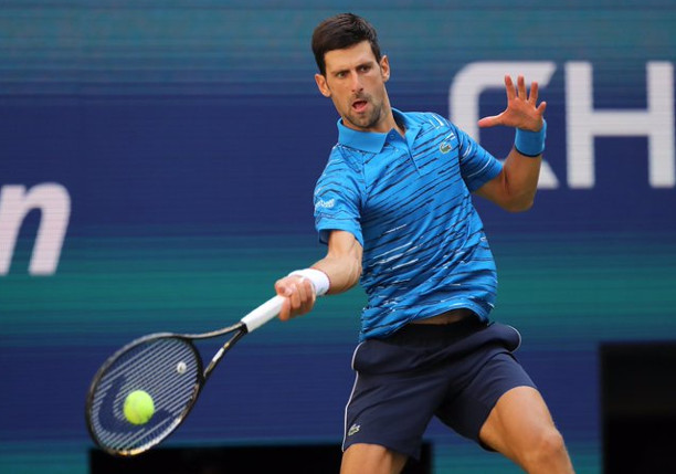 World No.1 Novak Djokovic Withdraws from Western and Southern Open