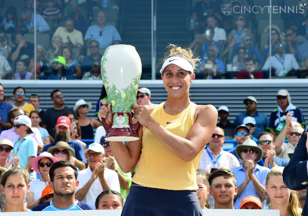 Keys Claims Fifth Title in Cincinnati