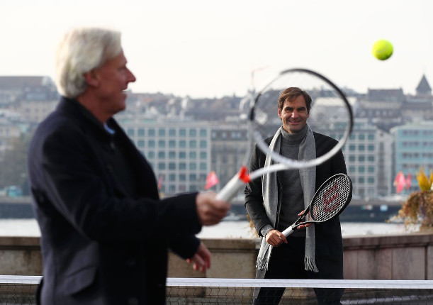 Reunion Revelry Roger Eager To Partner Rafa In Laver Cup Tennis Now