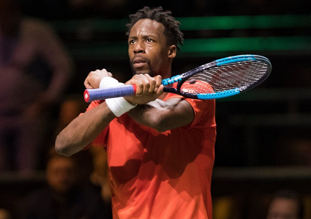 Monfils Pulls Out of Monte-Carlo