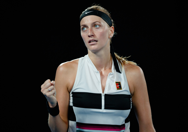 Kvitova Tops Azarenka, Remains Perfect In St. Petersburg