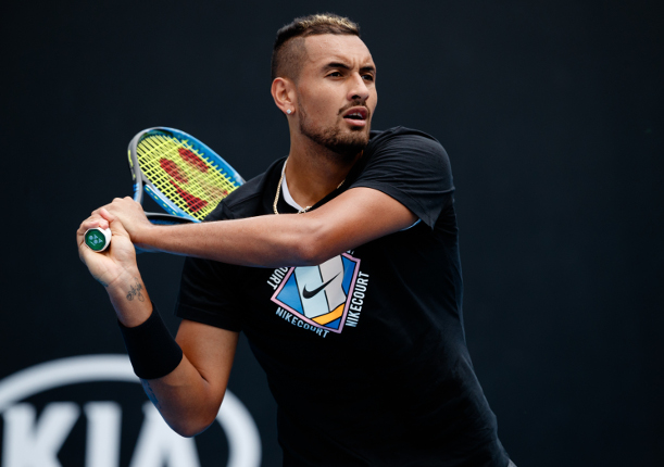 Nick Kyrgios Commits to Stuttgart, Joining Zverev and Sinner