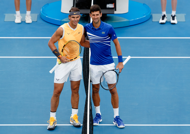 Watch: Nadal Builds Perfect Player