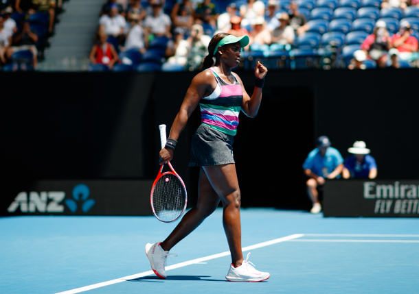 Stephens Surges, Seeds Scatter In AO Round Two