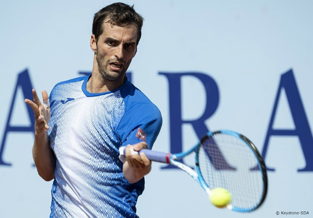 Ramos-Vinolas Snares Second Title in Gstaad
