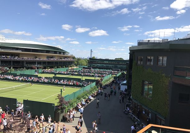 Outdoor Tennis To Resume in UK on March 29