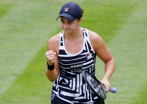 Barty Bursts Into Birmingham Final, One Win From No. 1