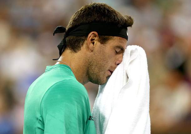 Del Potro Out Of Wimbledon, Needs Knee Surgery