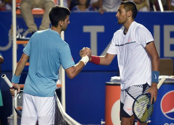 Novak Djokovic Responds to Nick Kyrgios' Criticism