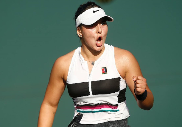 By the Numbers: Andreescu's Streak Stretches to 16