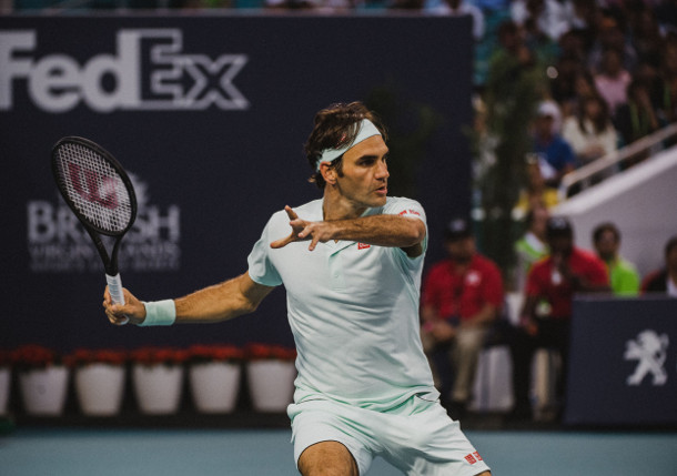 Federer Withdraws From Miami