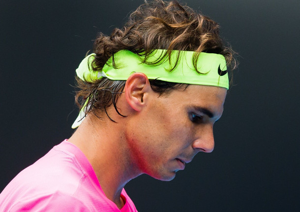 Nadal Out Of Indian Wells, Federer Into Final