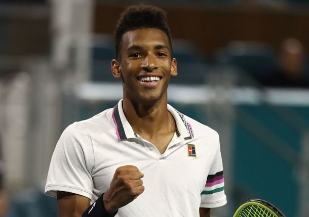 Auger-Aliassime, Querrey Withdraw From Paris