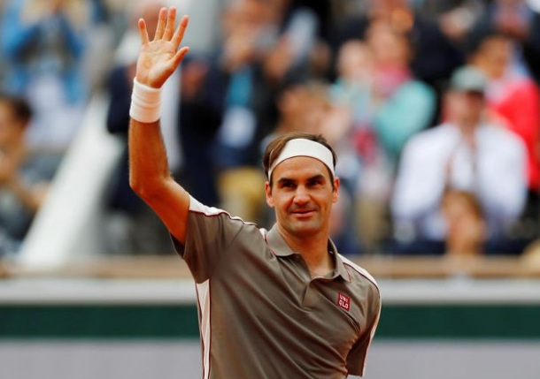 Federer Flies in Rousing RG Return