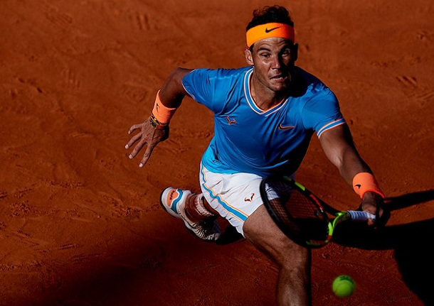 Nadal Sweeps to 50th Madrid Win